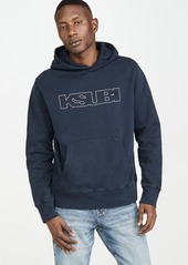 Ksubi Sign Of The Times Logo Hoodie