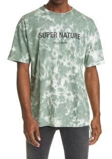 Ksubi Super Nature Tie Dye Graphic Tee