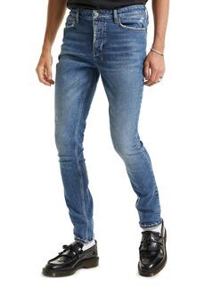 Ksubi Van Winkle Blazed Skinny Jeans