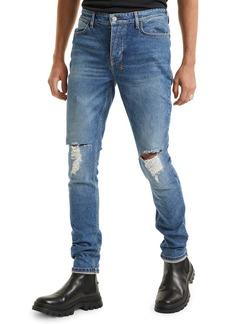 Ksubi Van Winkle Blazed Trashed Skinny Jeans
