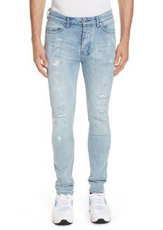 Ksubi Van Winkle Hawker Skinny Jeans (Denim)
