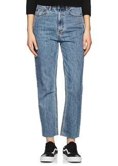 Ksubi Women's Chlo Wasted Crop Jeans