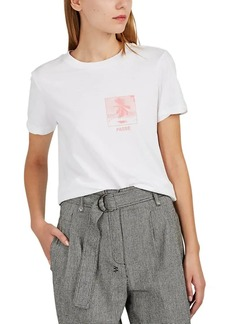 "Ksubi Women's ""Passé"" Cotton Jersey T-Shirt"