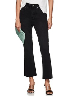 Ksubi Women's Skinny Kick'n Flared Jeans