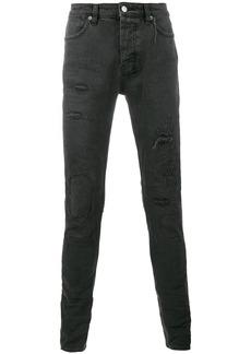 Ksubi wrinkle scrap yard chitch jeans - Black