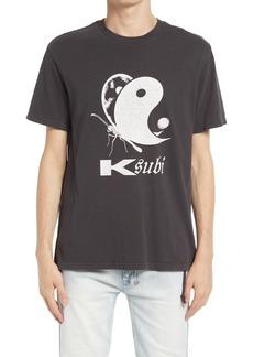 Men's Ksubi Ying Yang Kash Graphic Tee