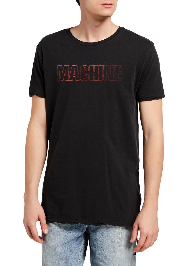 Ksubi Men's Machines Graphic T-Shirt