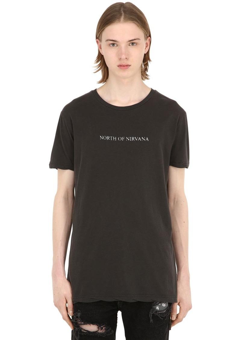 Ksubi N.o.n. Printed Cotton Jersey T-shirt