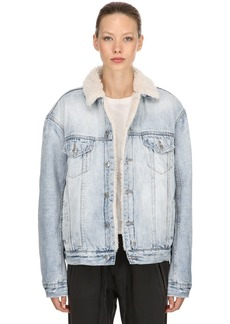 Ksubi Oh G Jacket Borg Denim Jacket