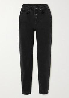 Ksubi Pointer High-rise Tapered Jeans