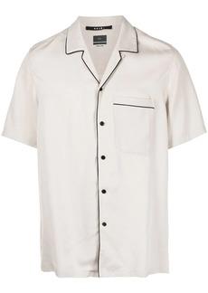 Ksubi resort earth shirt