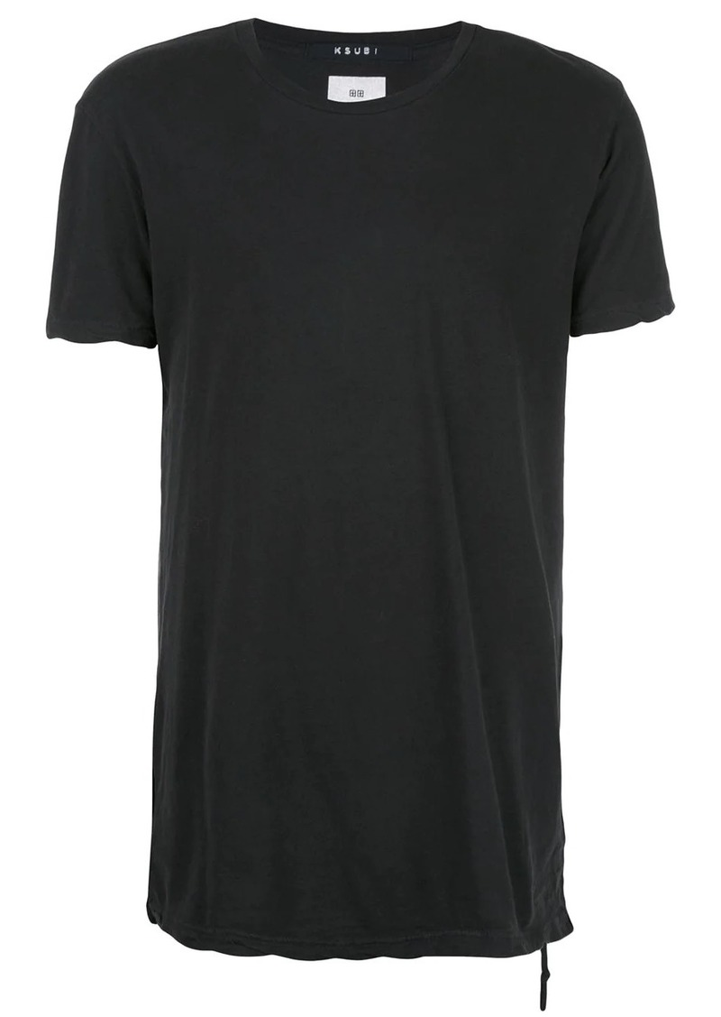 Ksubi Seeing Lines plain T-shirt