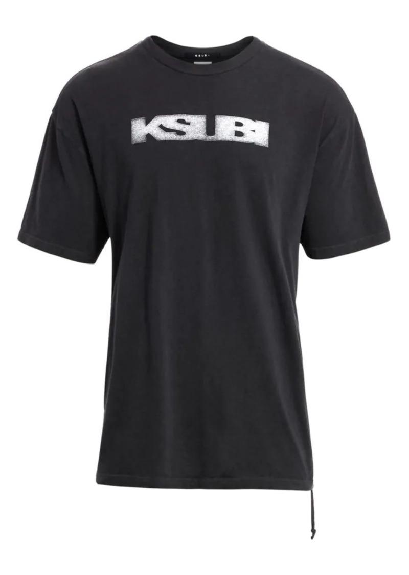 Ksubi Sign Of The Times Logo Tee