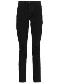 Ksubi Van Winkle ripped-detail skinny jeans