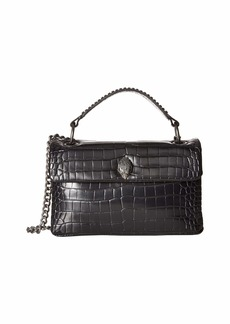 Kurt Geiger Croc Kensington Bag