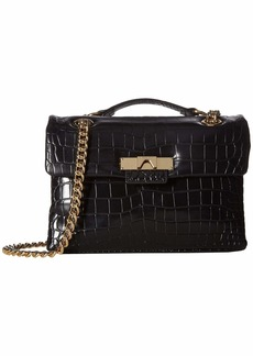 Kurt Geiger Croc Mayfair Bag