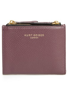 Kurt Geiger London E Leather Wallet