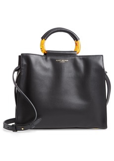 Kurt Geiger London Harriet Leather Box Tote