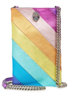 Kurt Geiger London Rainbow Shop Kensington Phone Crossbody Bag