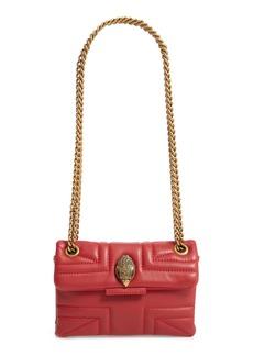 Kurt Geiger London Mini Kensington Leather Shoulder Bag