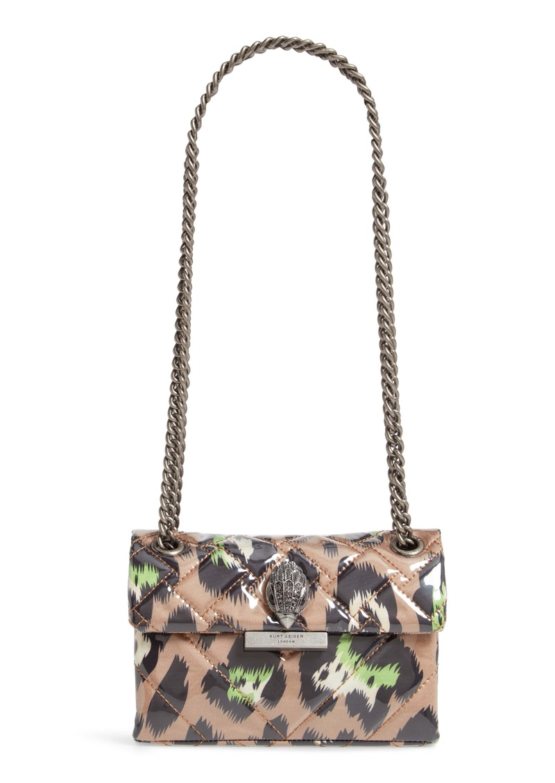 Kurt Geiger London Mini Kensington X Crossbody Bag