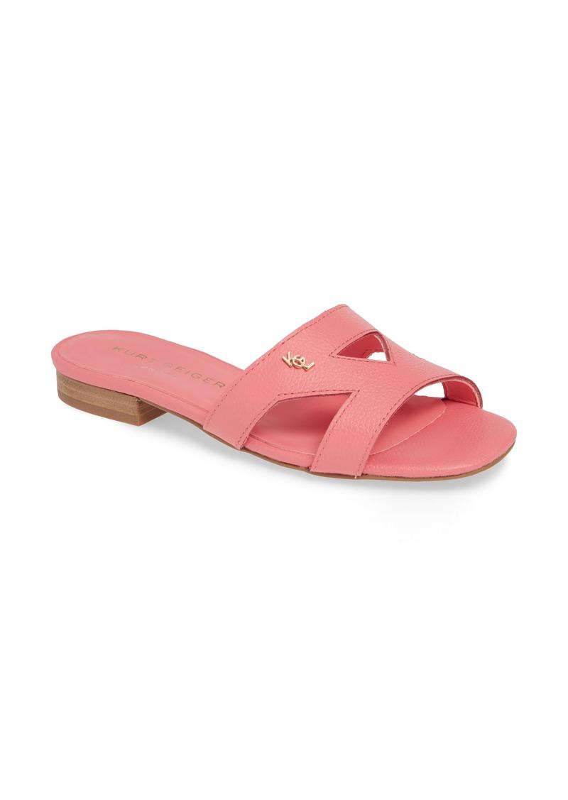 d6e43ed04e0 London Odina Cutout Slide Sandal (Women)