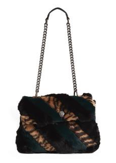 Kurt Geiger London Soho Faux Fur Shoulder Bag