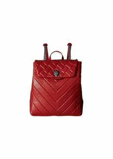 Kurt Geiger Leather Kensington Backpack