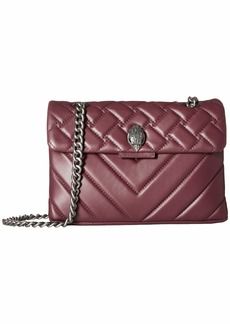 Kurt Geiger Leather Kensington Crossbody