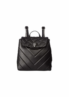 Kurt Geiger Leather Kensington Small Backpack