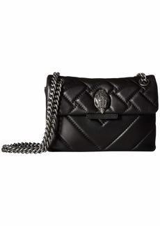 Kurt Geiger Leather Mini Kensington Crossbody