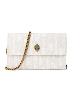 Kurt Geiger Monogram K Chain Wallet