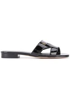 Kurt Geiger Odina low heel sandals