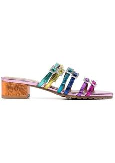 Kurt Geiger Spiera buckle-detail sandals