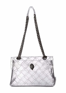 Kurt Geiger Transparent Kensington Crossbody