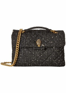 Kurt Geiger Tweed Kensington Crossbody