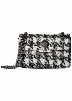 Kurt Geiger Tweed Mini Kensington Crossbody