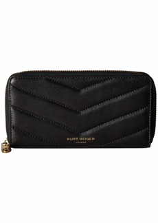 Kurt Geiger Zip Around Wallet