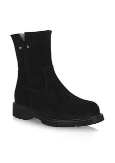 La Canadienne Hunter Genuine Shearling Lined Waterproof Boot (Women)