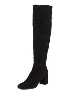 La Canadienne Jen Suede Over-the-Knee Boot