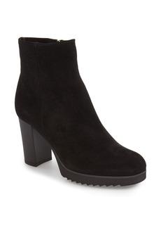 La Canadienne 'Myranda' Waterproof Block Heel Bootie (Women)