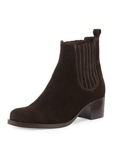 La Canadienne Prince Low-Heel Ankle Boot