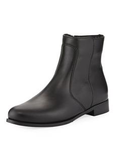 La Canadienne Sophie Leather Zip Boots