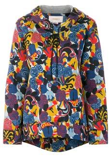 La Doublej all over print hoodie