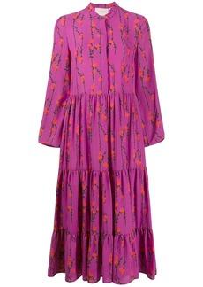 La Doublej Boho midi dress