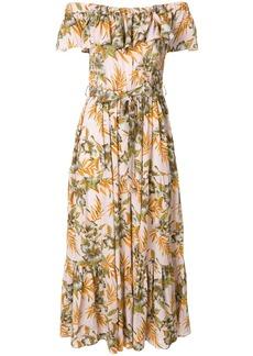 La Doublej Double Love Polinesia dress