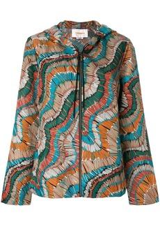 La Doublej Fiammiferi windy jacket