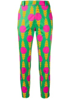 La Doublej Hip Capri trousers