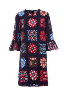 La DoubleJ - Women's 24/7 Printed Cotton Mini Dress - Print - Moda Operandi