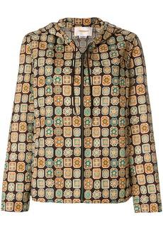 La Doublej Piastrelle windy jacket